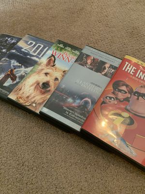 DVDs/Movies for Sale in Lafayette, CO