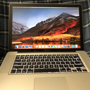 2011 MacBook Pro 15 for Sale in Washington, DC