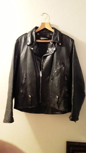 AMF Harley-Davidson motor cycle jacket from the 70s for Sale in New Port Richey, FL
