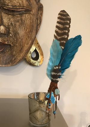 Feather Smudge Fan for Sale in Clearwater, FL