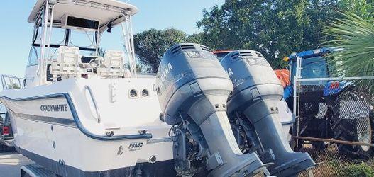 GRADY WHITE 272 SAILFIS DEL 98 CON DOS YAMAHAS 200 TWO STROKES DEL 98 for Sale in Hialeah,  FL