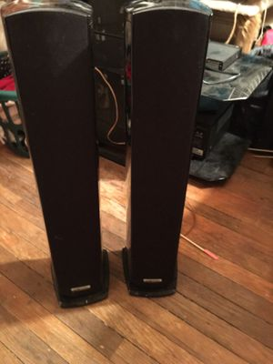 Polkaudio and marantz reciver for Sale in Cleveland, OH