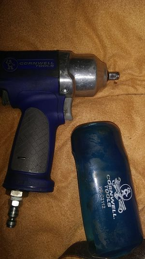 """Cornwell Tools 3/8"""" Heavy Duty Impact Wrench IRC2115 for Sale in Portland, OR"""