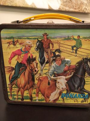 Metal Lunchbox by Aladdin for Sale in Tennerton, WV
