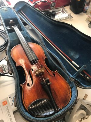 Vintage Violin from the late 1800. 4/4 size. for Sale in La Mesa, CA