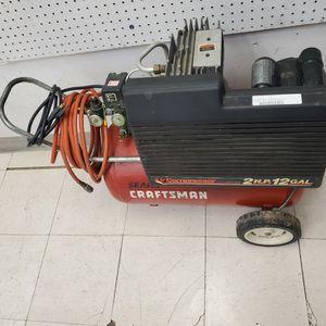 Craftsman Air Compressor w/hose. for Sale in Austin, TX