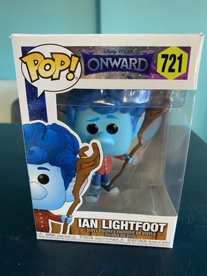 Ian Lightfoot // Funko Pop // onward // disney for Sale in Carson, CA