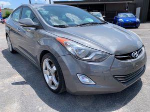 2013 Hyundai Elantra for Sale in San Antonio, TX