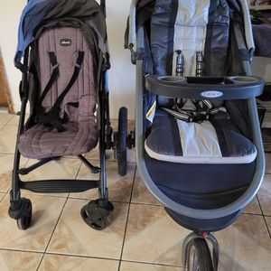 2- STROLLERS for Sale in Apple Valley, CA