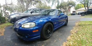 1999 Mazda Miata 10th Anniversary edition for Sale in Pembroke Pines, FL