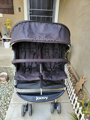 Joovy Double stroller for Sale in Perris, CA