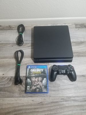 🚩 Playstation 4 Slim Affordable Package Ps4 🚩 for Sale in Phoenix, AZ