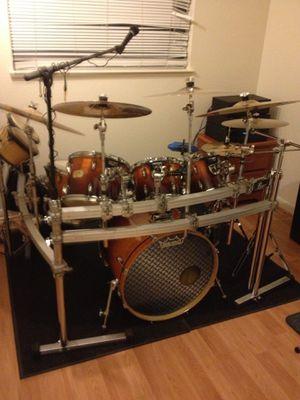 Pearl drum set complete $2000 obo for Sale in Las Vegas, NV