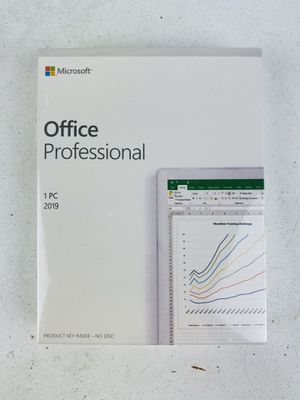 2019 Microsoft Office Professional NEW for Sale in Mint Hill, NC
