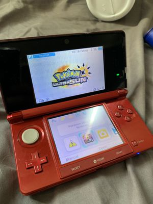 Nintendo 3DS with Pokémon ultra sun for Sale in Bridgeville, PA