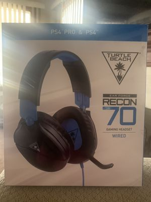 PS4 pro Gaming headphones for Sale in Los Angeles, CA