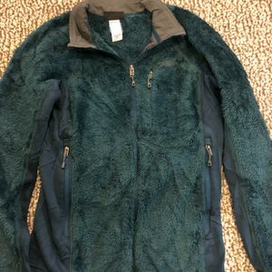 Patagonia Full Zip-up Fleece Jacket Adult Size S Emerald Green for Sale in Bakersfield, CA