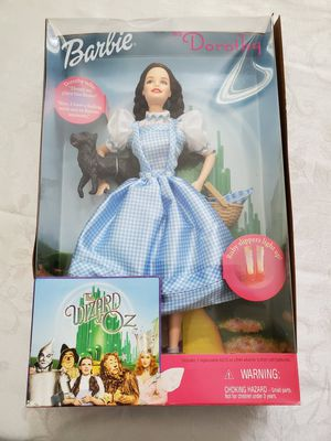 Wizard of Oz Dorothy Barbie Doll for Sale in Orlando, FL
