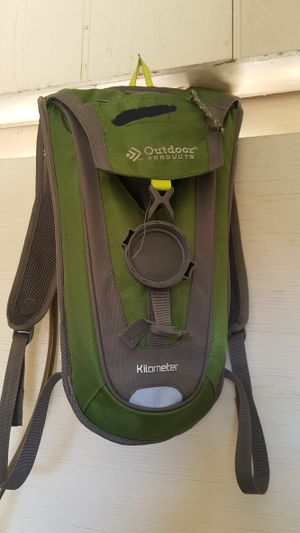 Outdoor Products hydration hiking with Ozark Trails 65L backpack for Sale in Phoenix, AZ