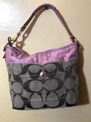 Sm Pink and khaki tote bag for Sale in Capitol Heights, MD