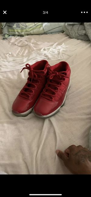 Jordan's 11s size 9 but you can fit if you 9.5 for Sale in St. Louis, MO