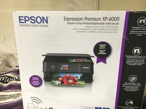 Epson Xperia-6000 for Sale in Riverside, CA