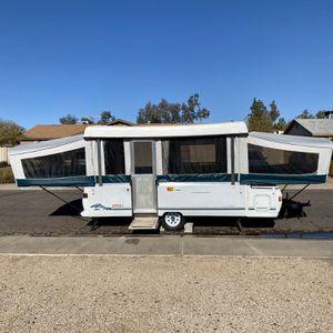 1998 Coleman Sun Ridge Pop Up Trailer Camper for Sale in Phoenix, AZ