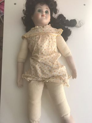 Antique doll for Sale in Elizabeth, PA