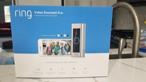 Ring doorbell pro for Sale in Lake Worth, FL