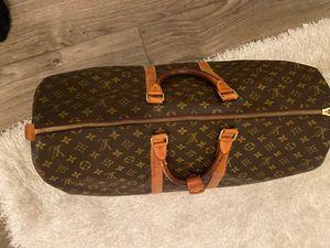 Louis Vuitton keepall 55 duffle luggage bag for Sale in Hampton, GA