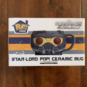 Pop! Home Funko Mug Star Lord for Sale in Los Angeles, CA