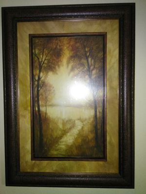3 1/2×2 1/2 ft Home Interior painting for Sale in Kingsport, TN