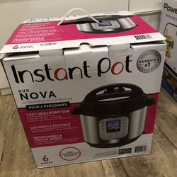 Instant Pot Nova for Sale in Los Angeles,  CA