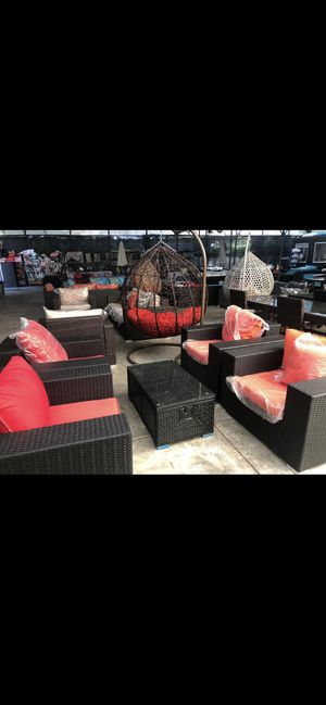 Outdoor patio furniture for Sale in Hollywood, FL