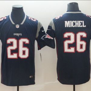 STITCHED SONY MICHEL NEW ENGLAND PATRIOTS FOOTBALL JERSEY for Sale in CA, US