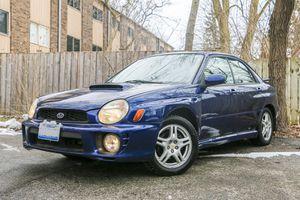2002 Manual Subaru Impreza Rally Spot for Sale in Wilmette, IL