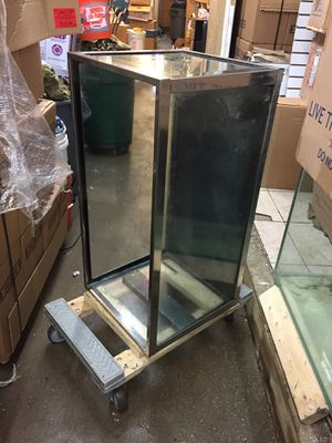 Vintage Metal Frame 40g Tank And Light for Sale in New York, NY