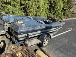 PRO CRAFT 16ft BASS BOAT for Sale in Smyrna, TN