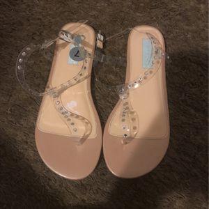 Betsy Johnson Women's Rhinestone Sandals for Sale in Orlando, FL
