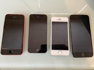 iPhone for parts 5 6 for Sale in Hialeah, FL