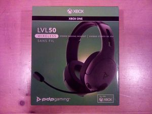 pdpgaming XBOX-ONE wireless gaming headset for Sale in Toms River, NJ