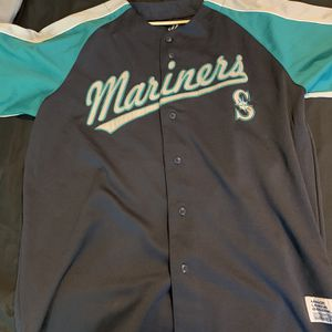 Seattle Mariners Baseball Jersey for Sale in Battle Ground, WA