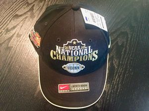 Used, 2004 NCAA champions hat-never used for Sale for sale  Coventry, CT