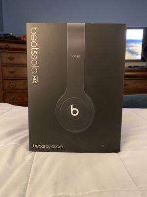 Beats Solo HD by Dr. Dre for Sale in Longwood, FL