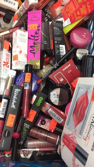 Branded makeup for sale New get 2 items plus and warmer 10% off everything price wise more then you Can see for Sale in Bradenton, FL