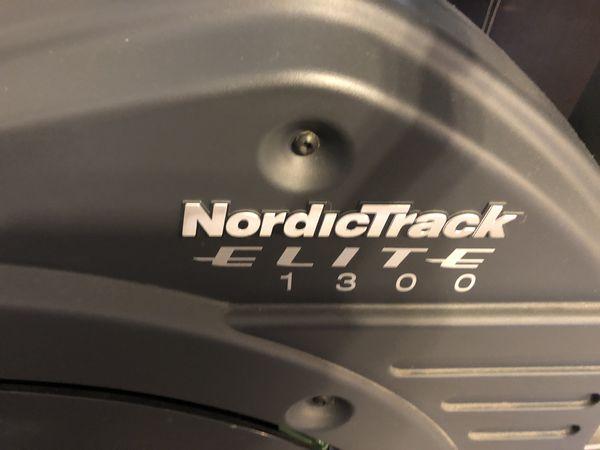 Nordictrack Elliptical Elite