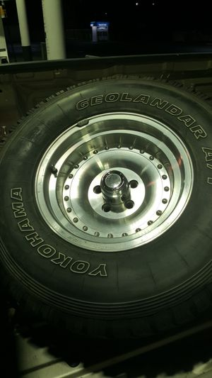 Wheels - rims and tires for Sale in El Paso, TX