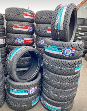 FEDERAL 595 RS-RR Racing Tires Brand New ALL SIZES FEDERAL TIRES Pricing Starting @ $79 Each & up for Sale in Westminster, CA