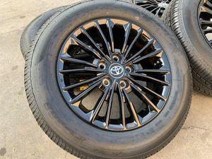"""16"""" Toyota Camry Wheels Avalon Lexus Scion TC XB IM 5x114.3 Tires Rims for Sale in Rio Linda, CA"""