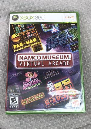 Namco Virtual Arcade XBOX360 for Sale in Los Angeles, CA